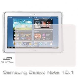 Displayschutzfolie Schutzfolie für Samsung Galaxy Note 10.1 N8000 + Tuch Folie