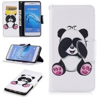 Schutzhülle Motiv 30 für Huawei Honor 6C / Enjoy 6S Tasche Hülle Case Cover Etui - Vorschau 1