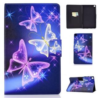 Für Samsung Galaxy Tab A7 2020 Motiv 61 Tablet Tasche Kunst Leder Hülle Etuis