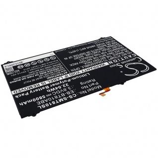 Akku Batterie Battery für Samsung Galaxy Tab S2 9.7 T810 T815 usw. Ersatzakku