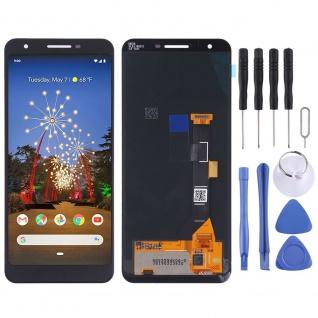 Für Google Pixel 3a Display Full LCD Touch Screen Ersatz Reparatur Schwarz Neu