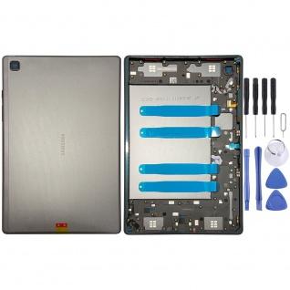 Samsung Akku Deckel Batterie Cover Galaxy Tab A7 T505 LTE GH81-19739A Grau