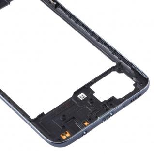 Back Housing Frame für Samsung Galaxy A70 Schwarz Bezel Plate Ersatz Reparatur - Vorschau 4