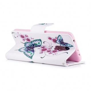 Tasche Wallet Book Cover Motiv 37 für Xiaomi Redmi 5 Hülle Case Etui Schutz Neu - Vorschau 2