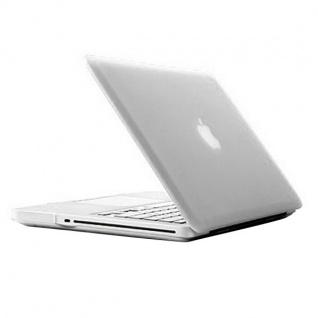 Schutzhülle Case Hülle Cover Schale Transp. für Apple Macbook Pro 15.4 inch Neu