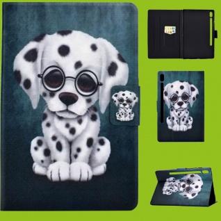 Für Lenovo Tab M10 Plus 10.3 Zoll X606F Motiv 57 Tasche Kunst Leder Hülle Etuis