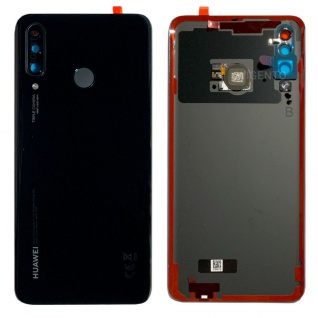 Huawei Akkudeckel Akku Deckel Batterie Cover Schwarz für P30 Lite 02352RPV Neu