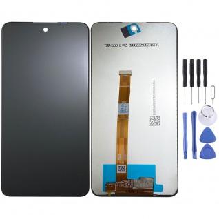 Für LG K42 Display Full LCD Einheit Touch Screen Ersatzteil Reparatur Schwarz