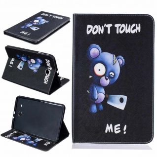 Schutzhülle Motiv 88 Tasche für Samsung Galaxy Tab E 9.6 T560 Hülle Case Cover