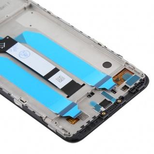 Für Xiaomi Redmi 5 Plus Reparatur Display LCD Komplett mit Rahmen Touch Schwarz - Vorschau 4