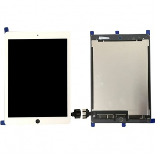 Displayeinheit Display LCD Touch Screen für Apple iPad Pro 9.7 Komplett Weiß Neu