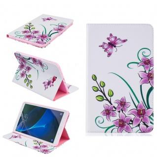 Schutzhülle Motiv 87 Tasche für Samsung Galaxy Tab A 10.1 T580 T585 Hülle Cover
