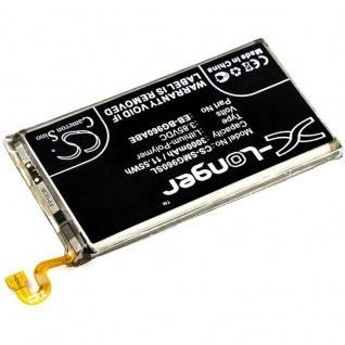 Akku Batterie Battery für Samsung Galaxy S9 G960F ersetzt EB-BG960ABE Ersatzakku