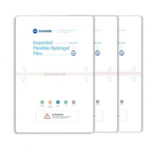 20 Stk Tablet Hydrogel Folie für Sunshine Maschinen Screen Protector Zubehör