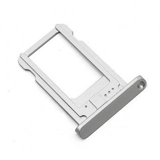 Apple iPad Mini + Mini Retina iPad mini 2 Sim Karten Halter Sim Tray Sim Schlitten Sim Holder Silber