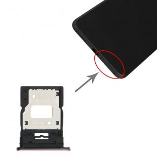 Dual Sim Card Micro SD Tray für Xiaomi Mi 11 Lite Gold Karten Halter