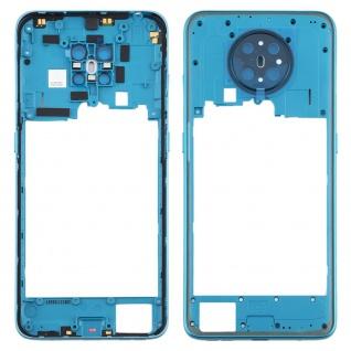 Mittelrahmen für Nokia 5.3 Grün LCD Rahmen Gehäuse Zubehör Ersatzteil - Vorschau 1