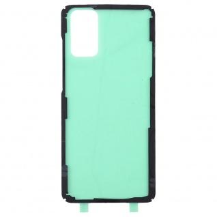 Akkudeckel Klebefolie Kleber Sticker für Samsung Galaxy S20 Ultra Neu