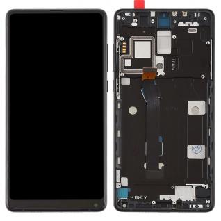 Für Xiaomi Mi MIX 2 Reparatur Display LCD Komplett Einheit mit Rahmen Schwarz - Vorschau 5