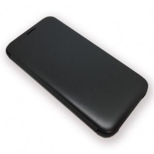 Samsung Wallet Cover Tasche Hülle EF-WJ730 für Galaxy J7 2017 Schutzhülle Black