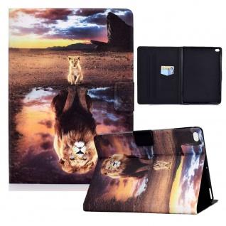 Für Apple iPad Air 1 / Air 2 Motiv 5 Tablet Tasche Kunst Leder Hülle Etuis Case