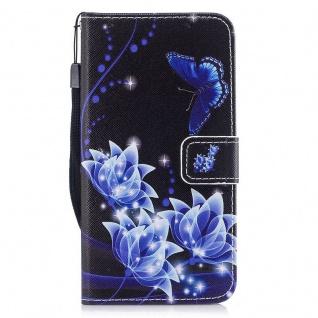 Tasche Wallet Motiv 34 für Samsung Galaxy J5 J530F 2017 Hülle Case Etui Cover