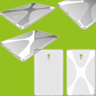 Silikon X-Line Transparent Hülle Tasche für Samsung Galaxy Tab S6 Lite P610 P615