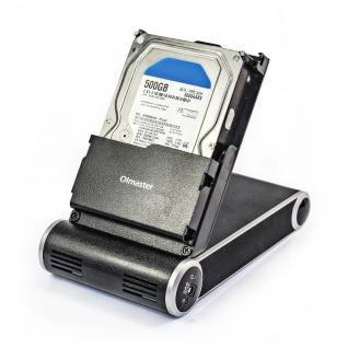 Olmaster HE-3003U3 3.5 Zoll USB 3.0 Externes Festplatten Gehäuse Notebook TOP - Vorschau 2