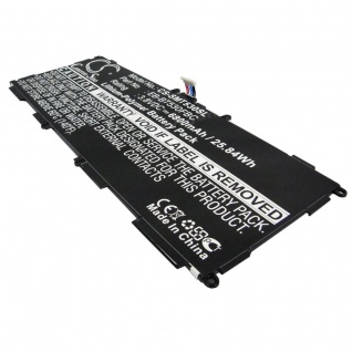 Akku Batterie Battery für Samsung Galaxy Tab 4 10.1 T530 T535 usw. Ersatz Accu