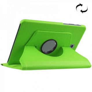 Schutzhülle 360 Grad Grün Tasche für Samsung Galaxy Tab S2 8.0 SM T710 T715N Neu