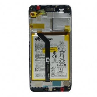 Huawei Display LCD Rahmen für Honor 6C Pro Service Pack 02351LNC Schwarz Ersatz - Vorschau 2
