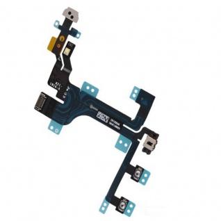 Power Flexkabel Lautstärkeregler für Apple iPhone 5C On Off Volume Button Flex