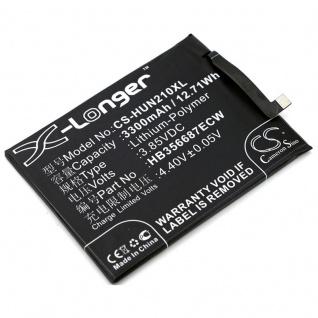 Akku Batterie Battery f. Huawei P30 Lite Nova 2 Plus P Smart ersetzt HB356687ECW