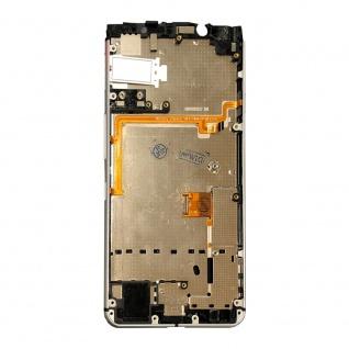 Für Blackberry KEYone Display Full LCD Touch mit Rahmen Reparatur Schwarz Neu - Vorschau 4