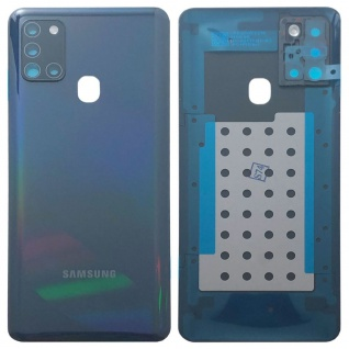 Samsung Akkudeckel Akku Deckel Batterie Cover für Galaxy A21s A217F Schwarz Neu