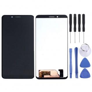Für Doogee S58 Pro Display Full LCD Einheit Touch Ersatzteil Reparatur Schwarz