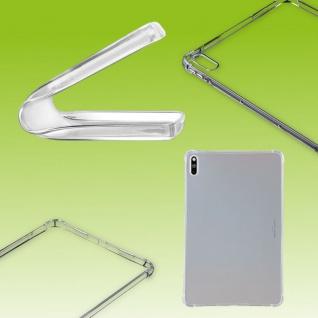 Für Huawei MatePad 2020 10.4 Transparent Tablet Tasche Hülle TPU Silikon dünn