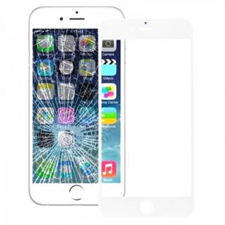 Displayglas Glas Weiß für Apple iPhone 6S Plus 5.5 Zubehör + Werkzeug Opening