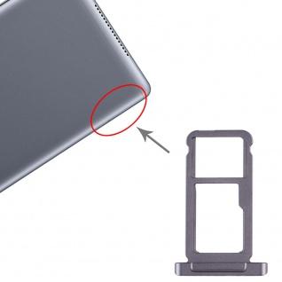 Für Huawei MediaPad M5 10 4G SIM Karten Halter + SIM Halter Schwarz Ersatzteil