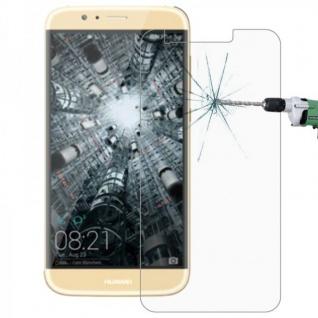 Premium 0, 3 mm dünne H9 Tempered Echt Hart glas Folie für Huawei P9 Schutz Neu - Vorschau 2