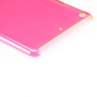 Hardcase Glossy Pink für Apple iPad Air Case Cover Hülle Schale Etui + Folie - Vorschau 5