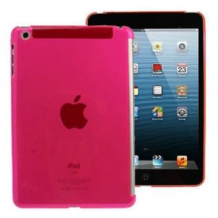 Hochwertiges Hardcase Backcover für Apple iPad Mini + Schutzfolie Etui Zubehör