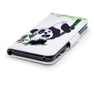 Tasche Wallet Book Muster Motiv 24 für Smartphones Schutz Hülle Case Cover Etui - Vorschau 5