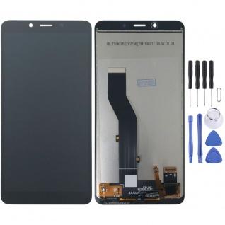 Für LG K20 2019 Reparatur Full Display LCD Einheit Touch Screen Schwarz
