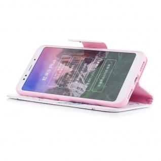 Für Huawei P30 Lite Kunstleder Tasche Book Motiv 31 Hülle Case Etuis Cover Neu - Vorschau 4