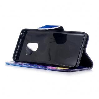 Tasche Wallet Book Muster Motiv 31 für Smartphones Schutz Hülle Case Cover Etui - Vorschau 2