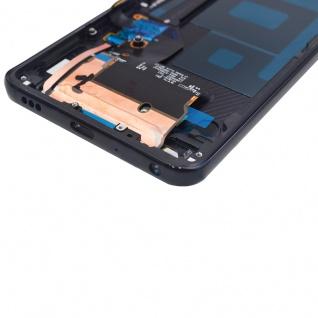 Für LG G7 ThinQ Display Full LCD Touch mit Rahmen Reparatur Schwarz Ersatz Neu - Vorschau 5
