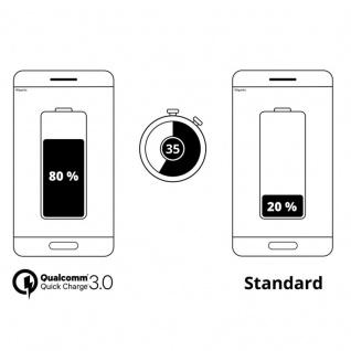 Quick Charge USB Typ C Car KFZ Auto Schnellladegerät 6A für Smartphones Tablets - Vorschau 4