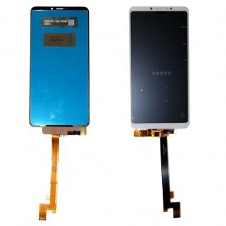 Für Xiaomi Mi MAX 3 Reparatur Full Display LCD Komplett Einheit Touch Weiß Neu