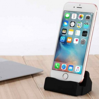 Dockingstation Dock für Micro-USB 5 Pin / TYP-C / für Apple Smartphones Laden - Vorschau 2